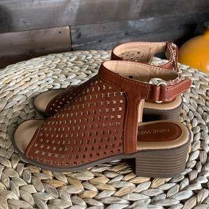 Nine West Putian cutout sandals